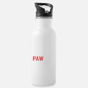 Paw Lead Positive - Water Bottle