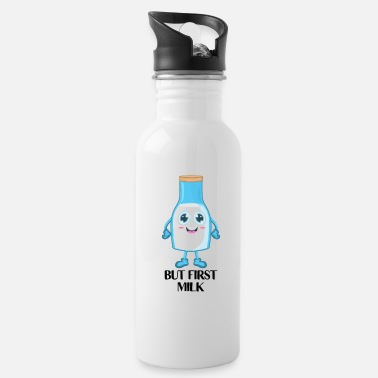 Milk Milk Breast Milk - Water Bottle