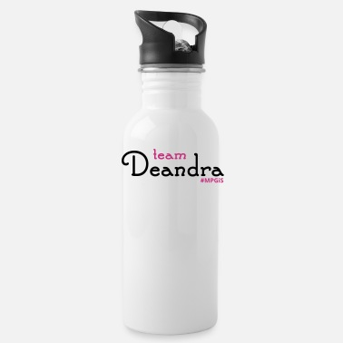 9b48115e349 School Most Popular Girls Team Deandra Bottles  amp  Mugs - Water Bottle
