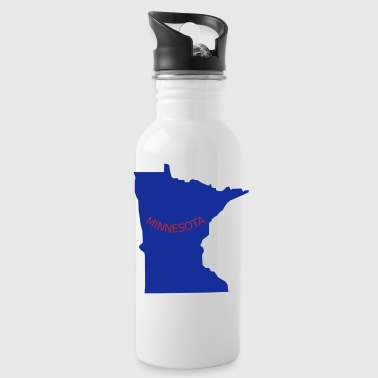Minnesota - Water Bottle