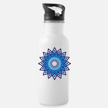 Cheerful Madness Pulsar by Cheerful Madness!! - Water Bottle