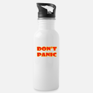 Dont Panic - Water Bottle