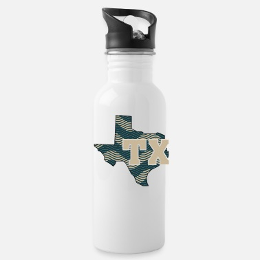 Texas Texas - Water Bottle