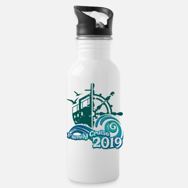 Reunion 2019 Family Cruise Vacation Family Reunion 19 - Water Bottle