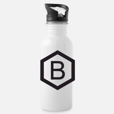 Typo bee typo - Water Bottle