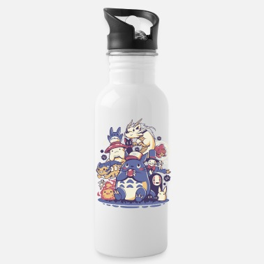 Friend Creatures Spirits and Friends - Water Bottle