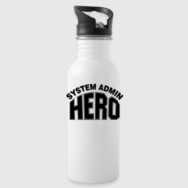 Admin System Admin Hero - Water Bottle