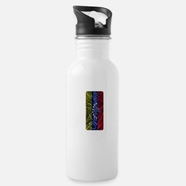 Flag Of Venezuela Venezuela - Water Bottle