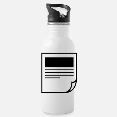 Paper paper - Water Bottle