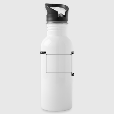 Design frame - Water Bottle