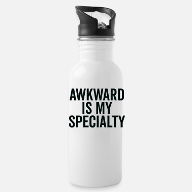 Specialty Awkward Is My Specialty - Water Bottle