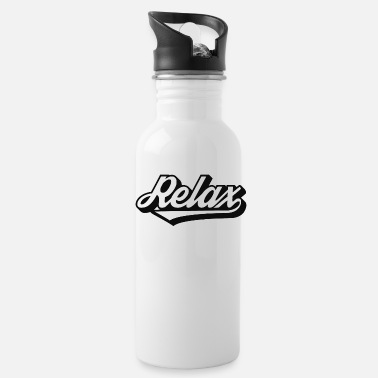 Relax Relax - Water Bottle
