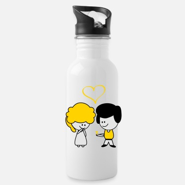 Marry married - Water Bottle