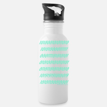 "Ramseys Retro Apparel ""Ramseys Matrix"" - Water Bottle"