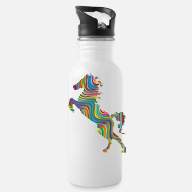 Stallion Polyprismatic Stallion - Water Bottle