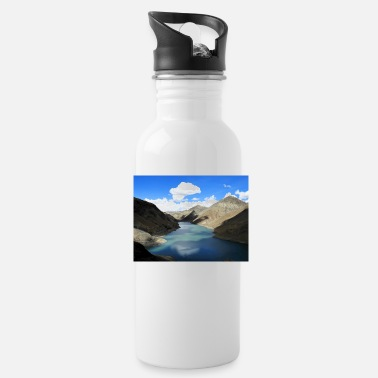 Tibet Tibet lake - Water Bottle