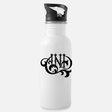 Lettering AND Lettering - Water Bottle