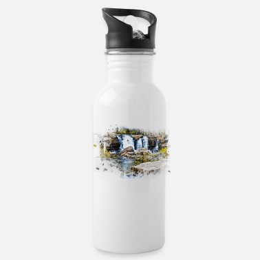 Landscape landscape - Water Bottle