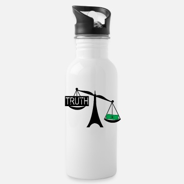 Truth the truth - Water Bottle