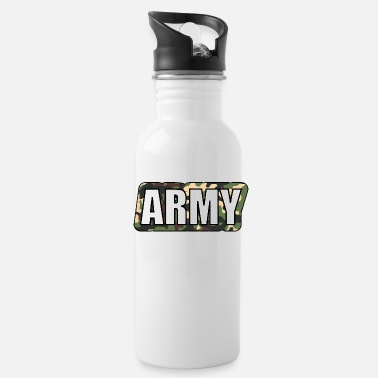 Army Reserve Army - Water Bottle
