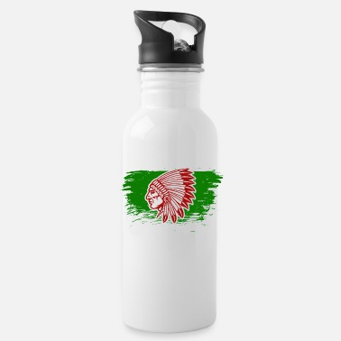 American Indian Native American Indians - Water Bottle