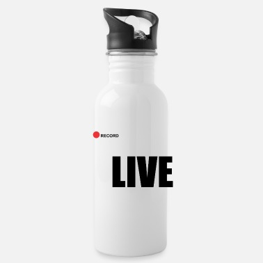 Record Champion Live record - Water Bottle
