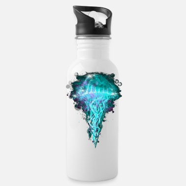 With Diamond Squishy In The Sky With Diamonds - Water Bottle