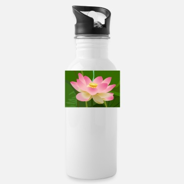 Lotus lotus - Water Bottle