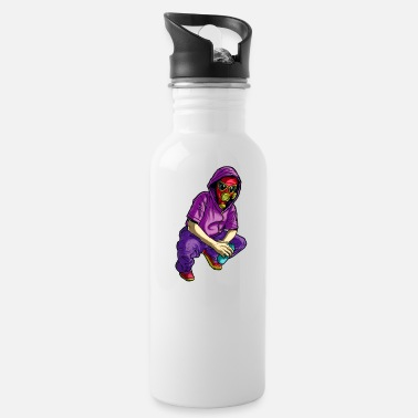 Sprayer The gangster sprayer - Water Bottle