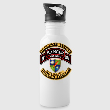 6th Ranger Training Battalion - Airborne Ranger - Water Bottle