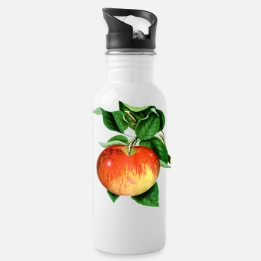 Wealthy Apple wealthy - Water Bottle