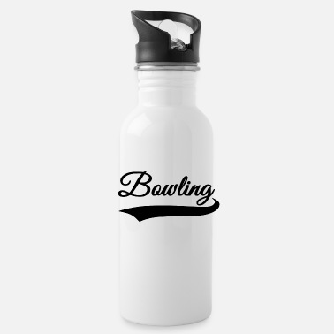 Bowling Design bowling design - Water Bottle