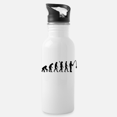 Evolution Evolution fishing - Water Bottle
