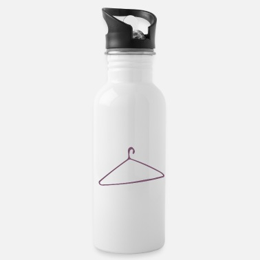 Coat Coat Hanger - Water Bottle