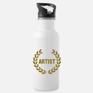 Deluxe artist deluxe - Water Bottle