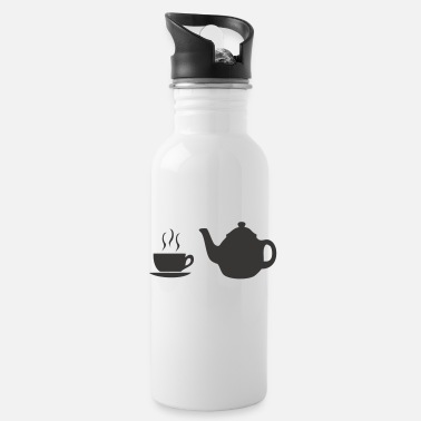 Bistro coffee pot and cup - Water Bottle