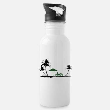 Holiday Beach holidays - Water Bottle