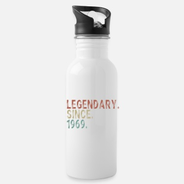 Legendary Since 1969 - Water Bottle