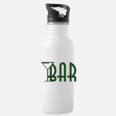 Bar Bar - Water Bottle