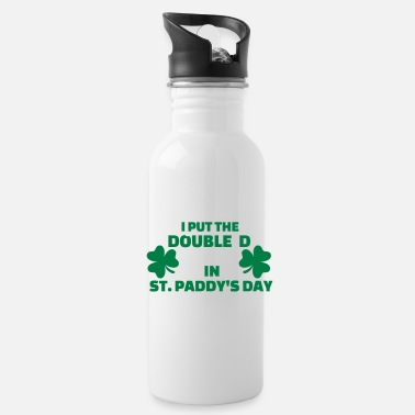Paddy Day St. Paddys day - Water Bottle