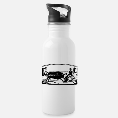 Bullfighting Bullfight - Water Bottle