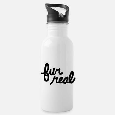 Fur fur real - Water Bottle