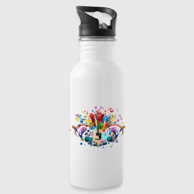celebration - Water Bottle