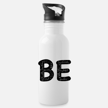 Just just be - Water Bottle