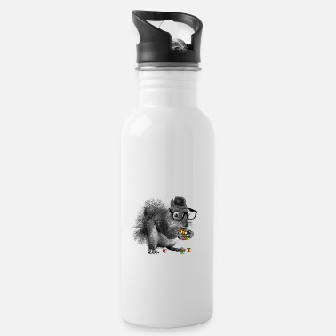 Rubik's squirrel - Water Bottle