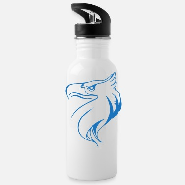 Eagle Head Eagle head - Water Bottle