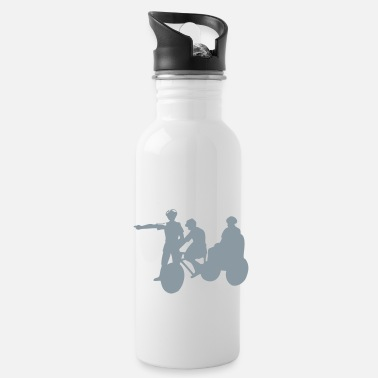 Traffic Traffic Control - Water Bottle