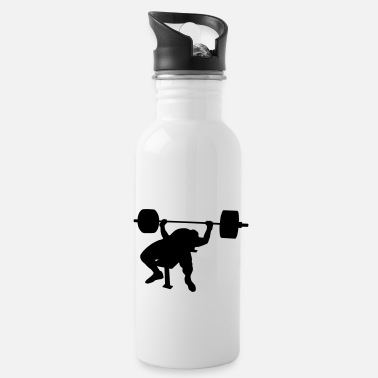 Bench Press Bench press - Water Bottle