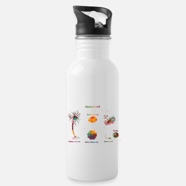 Cell Human cell - Water Bottle