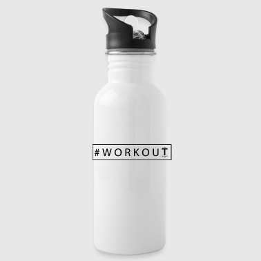 Workout - Water Bottle